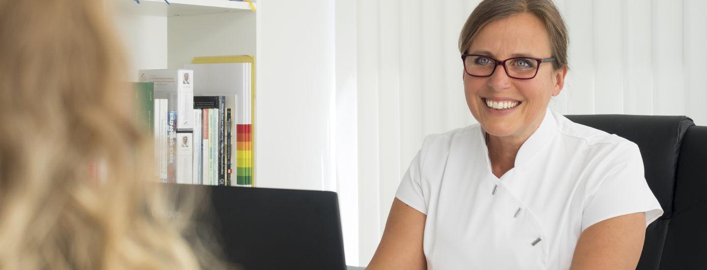 Heilpraktikerin Inge Barth, Expertin für Entgiftung